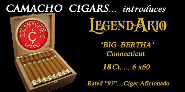 Camacho LegendArio.. 18 Ct. Big Bertha 6x60