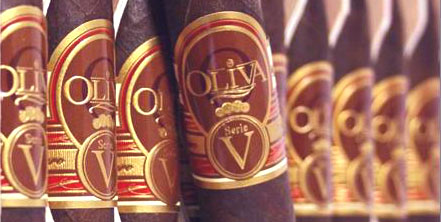 Oliva.. 'Series 'V' .. Cigar Of The Year