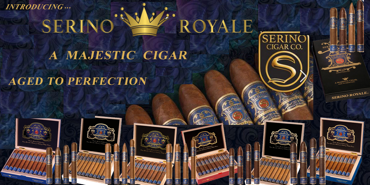 Serino Royale Introductory Samplers