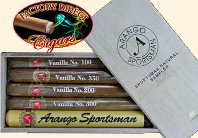 Arango 5 Ct. Sampler