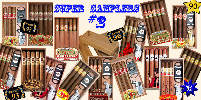 Super Sampler Bonanza.. #2